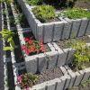 Jardiniere Drepte Gri