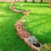 Jardiniere Potcoavă Bej