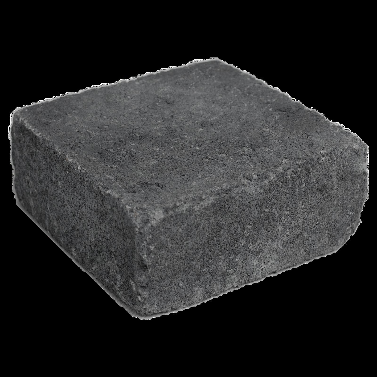 Antic Pătrat Antracit (Negru) 14 x 14