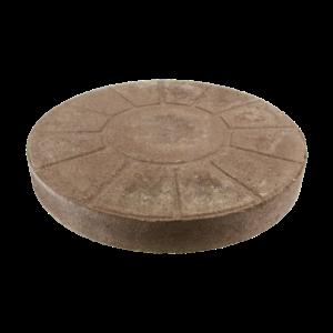 Disc Antic Ametist (Brun)